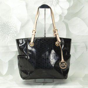 Michael Kors Designer Shoulder Tote Handbag Purse